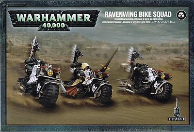 Einfach und sicher online bestellen: Warhammer 40.000: Ravenwing Bikeschwadron in Österreich kaufen.