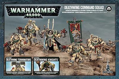 Einfach und sicher online bestellen: Warhammer 40.000: Kommandotrupp des Deathwing in Österreich kaufen.