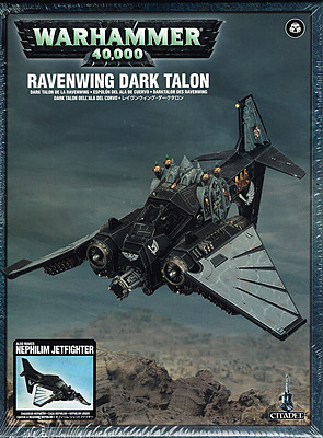 Einfach und sicher online bestellen: Warhammer 40.000: Darktalon des Ravenwing in Österreich kaufen.