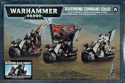 Einfach und sicher online bestellen: Warhammer 40.000: Ravenwing-Kommandoschwadron in Österreich kaufen.