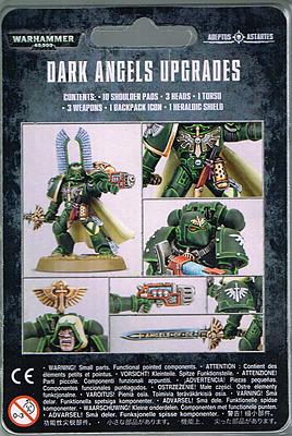 Einfach und sicher online bestellen: Warhammer 40.000: Dark Angels Upgrade Set in Österreich kaufen.