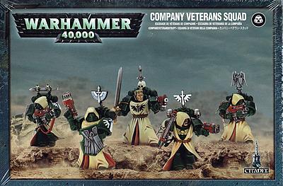 Einfach und sicher online bestellen: Warhammer 40.000: Dark Angels Veteranen in Österreich kaufen.