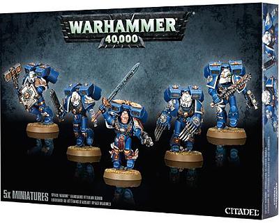 Einfach und sicher online bestellen: Warhammer 40.000: Vanguard Veteran Squad in Österreich kaufen.
