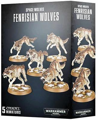 Einfach und sicher online bestellen: Fenrisian Wolves in Österreich kaufen.