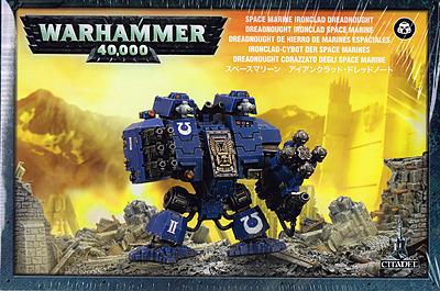 Einfach und sicher online bestellen: Warhammer 40.000: Ironclad-Cybot in Österreich kaufen.