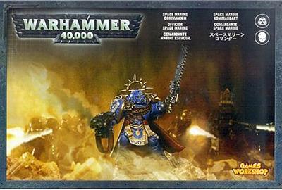 Einfach und sicher online bestellen: Warhammer 40.000: Kommandant der Space Marines in Österreich kaufen.