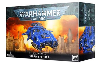 Einfach und sicher online bestellen: Space Marines: Storm Speeder in Österreich kaufen.