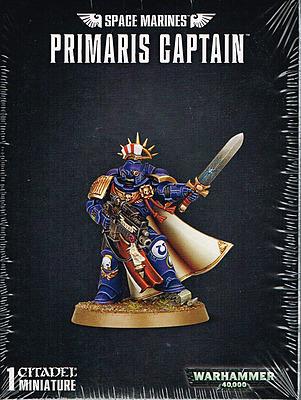 Einfach und sicher online bestellen: Warhammer 40.000: Space Marines Primaris Captain in Österreich kaufen.