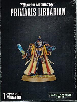 Einfach und sicher online bestellen: Warhammer 40.000: Space Marines Primaris Librarian in Österreich kaufen.