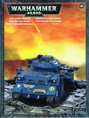 Einfach und sicher online bestellen: Warhammer 40.000: Space Marine Predator in Österreich kaufen.