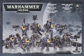 Einfach und sicher online bestellen: Warhammer 40.000: Space Wolves Pack in Österreich kaufen.