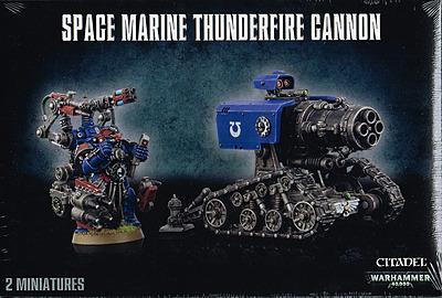 Einfach und sicher online bestellen: Warhammer 40.000: Space Marine Salvenkanone in Österreich kaufen.