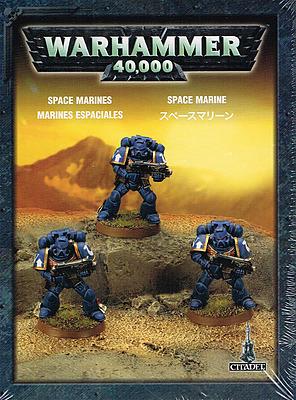 Einfach und sicher online bestellen: Warhammer 40.000: Space Marines  in Österreich kaufen.