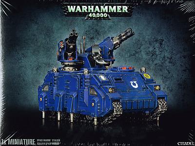 Einfach und sicher online bestellen: Warhammer 40.000: Stalker der Space Marines in Österreich kaufen.