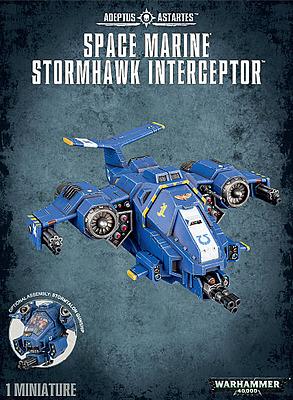 Einfach und sicher online bestellen: Warhammer 40.000: Stormhawk Interceptor/Stormtalon in Österreich kaufen.