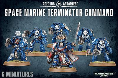 Einfach und sicher online bestellen: Warhammer 40.000: Terminator Command in Österreich kaufen.