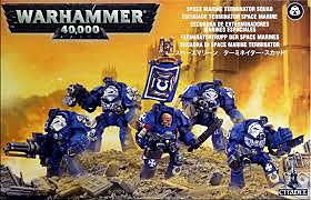 Einfach und sicher online bestellen: Warhammer 40.000: Terminatorsturmtrupp in Österreich kaufen.