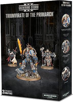 Einfach und sicher online bestellen: Warhammer 40.000: Triumvirate of the Primarch in Österreich kaufen.