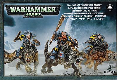 Einfach und sicher online bestellen: Warhammer 40.000: Donnerwolf-Kavallerie in Österreich kaufen.