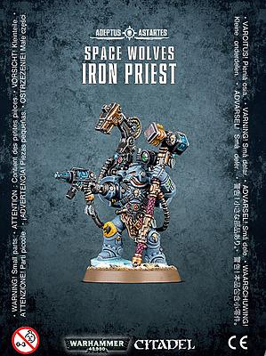 Einfach und sicher online bestellen: Warhammer 40.000: Iron Priest in Österreich kaufen.