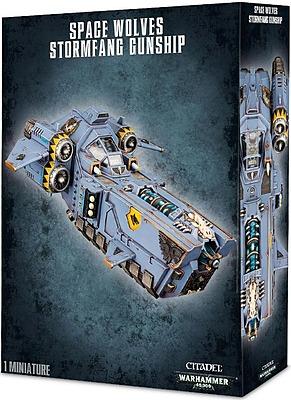 Einfach und sicher online bestellen: Warhammer 40.000: Stormfang Gunship in Österreich kaufen.