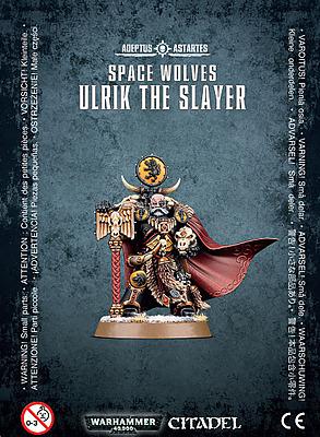 Einfach und sicher online bestellen: Warhammer 40.000: Ulrik the Slayer in Österreich kaufen.