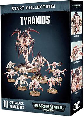 Einfach und sicher online bestellen: Warhammer 40.000: Start Collecting Tyraniden in Österreich kaufen.