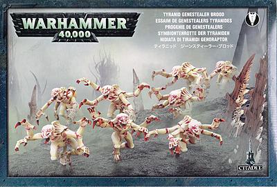 Einfach und sicher online bestellen: Warhammer 40.000: Tyraniden Symbionten in Österreich kaufen.