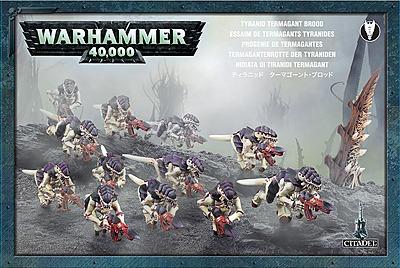 Einfach und sicher online bestellen: Warhammer 40.000: Termagentenrotte der Tyraniden in Österreich kaufen.