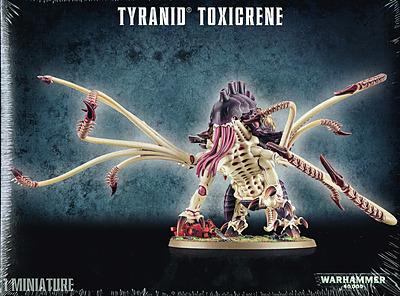 Einfach und sicher online bestellen: Warhammer 40.000: Tyranid Toxicrene/Maleceptor in Österreich kaufen.