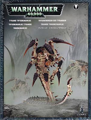 Einfach und sicher online bestellen: Warhammer 40.000: Trygon / Morgon der Tyraniden in Österreich kaufen.