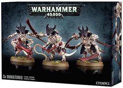Einfach und sicher online bestellen: Warhammer 40.000: Tyranidenkrieger in Österreich kaufen.