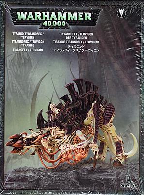 Einfach und sicher online bestellen: Warhammer 40.000: Tyrannofex/Tervigon in Österreich kaufen.
