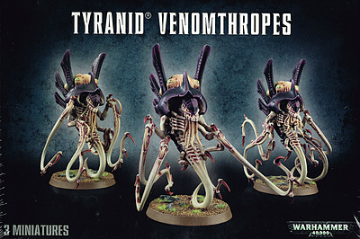 Einfach und sicher online bestellen: Warhammer 40.000: Venomthropes in Österreich kaufen.