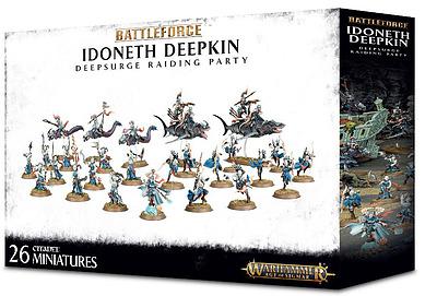 Einfach und sicher online bestellen: Idoneth Deepkin Deepsurge Raiding Party in Österreich kaufen.