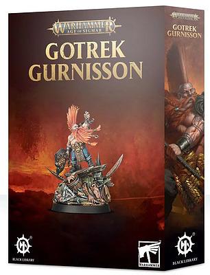 Einfach und sicher online bestellen: Gotrek Gurnisson in Österreich kaufen.