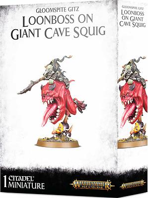 Einfach und sicher online bestellen: Loon Boos on Giant Cave Squig in Österreich kaufen.
