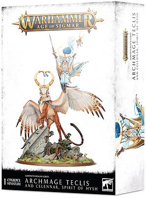 Einfach und sicher online bestellen: Lumineth Realm-Lords: Archmage Teclis in Österreich kaufen.