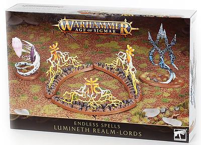 Einfach und sicher online bestellen: Endless Spells Lumineth Realm-Lords in Österreich kaufen.