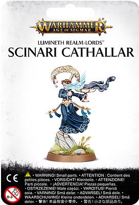 Einfach und sicher online bestellen: Lumineth Realm-Lords: Scinari Cathallar in Österreich kaufen.