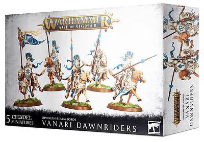 Einfach und sicher online bestellen: Lumineth Realm-Lords: Vanari Dawnriders in Österreich kaufen.