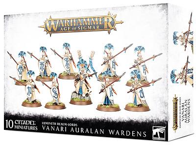 Einfach und sicher online bestellen: Lumineth R-Lords: Vanari Auralan Wardens in Österreich kaufen.