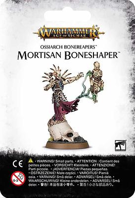 Einfach und sicher online bestellen: Ossiarch Bonereapers: Mortisan Boneshaper in Österreich kaufen.