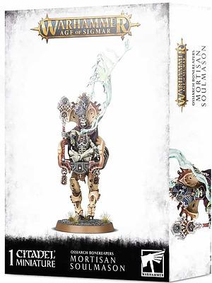 Einfach und sicher online bestellen: Ossiarch Bonereapers: Mortisan Soulmason in Österreich kaufen.