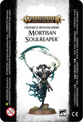 Einfach und sicher online bestellen: Ossiarch Bonereapers: Mortisan Soulreaper in Österreich kaufen.