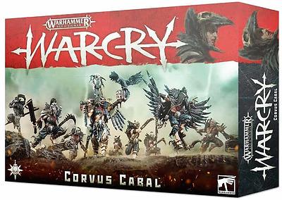 Einfach und sicher online bestellen: Slaves to Darkness: Corvus Cabal in Österreich kaufen.