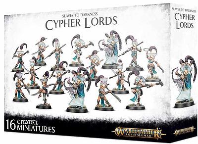 Einfach und sicher online bestellen: Slaves to Darkness: Cypher Lords in Österreich kaufen.