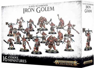 Einfach und sicher online bestellen: Slaves to Darkness: Iron Golem in Österreich kaufen.