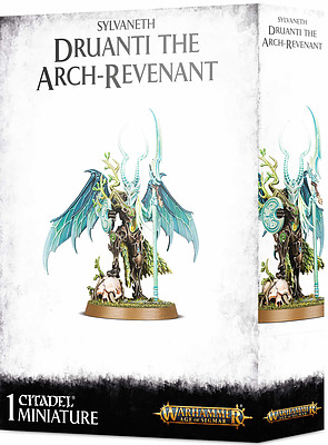 Einfach und sicher online bestellen: Sylvaneth Druanti the Arch-Revenant in Österreich kaufen.