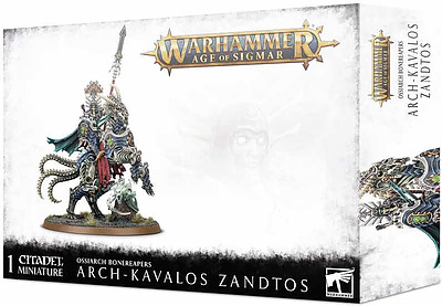 Einfach und sicher online bestellen: Arch-Kavalos Zandtos Dark Lance of Ossia in Österreich kaufen.